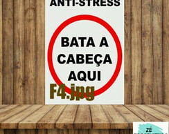 QUADRO DECORATIVO | ANTI STRESS