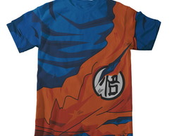 Camiseta Goku Dragon Ball Z - Infantil