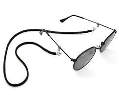 a8d1345a3b348 ... Cordinha Para Oculos Preta Cordão Salva Óculos