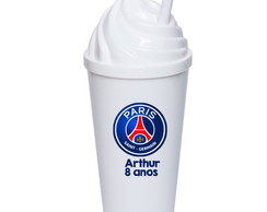 Copo PSG Paris Saint Germain Personalizado