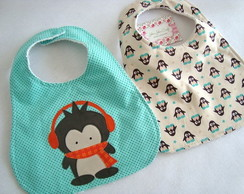 Kit Baba Baby - Pinguim Love