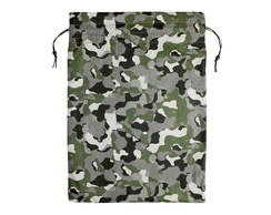 Trip Bag Peq. Camuflado/ Laundry Bag