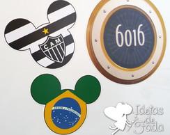 95c9c63100 ... Decoração Imã Disney Dream Orelhinhas Temas