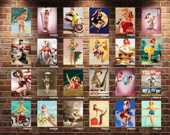 Poster Pin Up Collection - 30x40cm