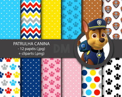 Kit Digital - Patrulha Canina