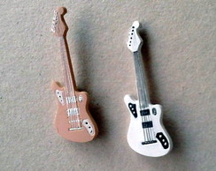 Broche Modelo Mini Guitarra