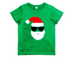 Camiseta ou Body Papai Noel Descolado