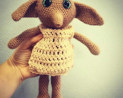 Amigurumi - Harry Potter - Dobby