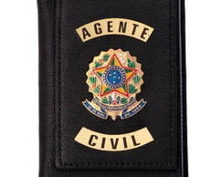 Carteira de Agente Civil