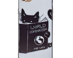 Case Gato dominador iphone