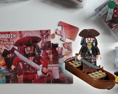 PIRATA DO CARIBE LEGO