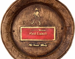TAMPA DE BARRIL GRANDE - RED LABEL
