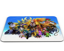 MOUSE PAD DIGIMON 5-M161