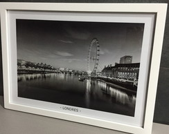 Quadro Londres -London Eye