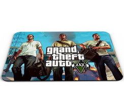MOUSE PAD GRAND THEFT AUTO-M216