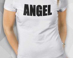 Camiseta - ANGEL - Fem BW