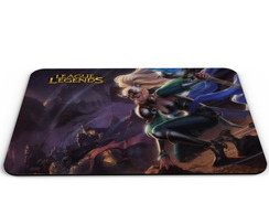 MOUSE PAD LEAGUE OF LEGENDS 27-M503
