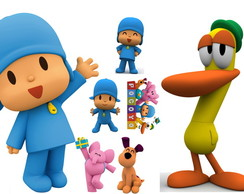 Kit Display para Festa Infantil Pocoyo