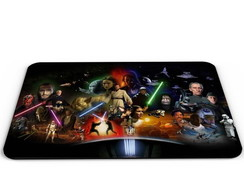 MOUSE PAD STAR WARS 4-M380
