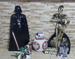 Kit Star wars/mdf