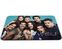 MOUSE PAD TEEN WOLF 4-M404
