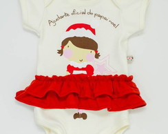 Body Ajudante oficial do Papai Noel