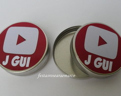 Latinha Personalizada Youtube