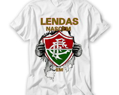 Camiseta As Lendas Nascem Fluminense