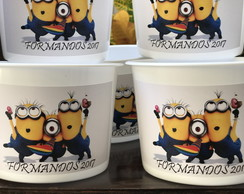 MINIONS KIT CINEMA FORMATURA