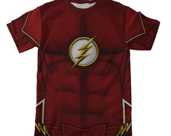 Camiseta The Flash - Infantil