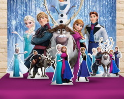 Kit festas Frozen