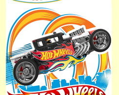 Banner festa Hot Wheels