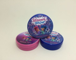 Latinha Personalizada Tema Shimmer and Shine