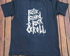 Camiseta Rock Beer