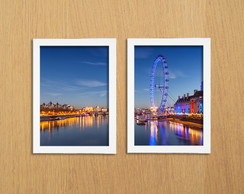 Quadros Londres (London Eye)