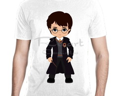 Camiseta Harry Potter Hogwarts Mod 60