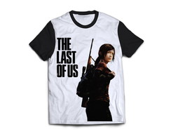 Camiseta ellie last of us joel camisa blusa