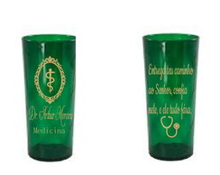 Copos long drink MEDICINA