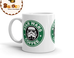 Caneca Star Wars Coffer