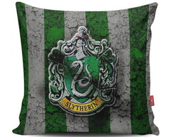 Almofada Harry Potter - Slytherin