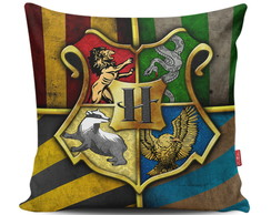 Almofada Harry Potter - Hogwarts