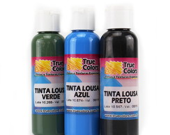Tinta Lousa Preto 60ml - True Colors