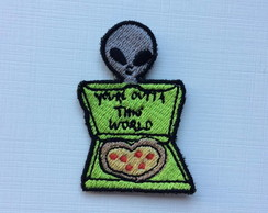 PATCH TUMBLR YOU'RE OUTTA THIS WORLD TERMOCOLANTE