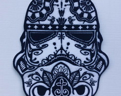 PATCH STAR WARS - STORM TROOPER TERMOCOLANTE