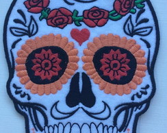 PATCH CAVEIRA MEXICANA TUMBLR TERMOCOLANTE