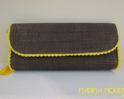 Clutch customizada Marina Morena Brasil