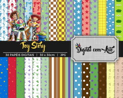 Papel Digital Toy Story