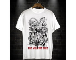 Camiseta The Walking Dead God Forgive US