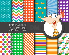 Kit Digital - Phineas e Ferb