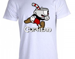 Camiseta cuphead bendy game run and gun 004